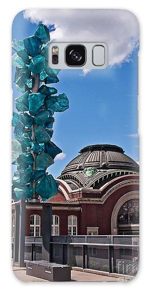 Union Station Tacoma Wa Building Galaxy Case