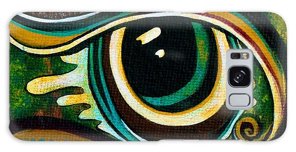 Unique Spirit Eye Galaxy Case