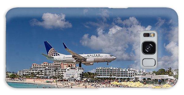 United Low Approach St Maarten Galaxy Case