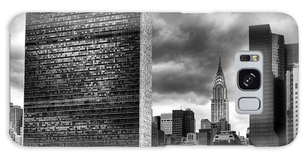 United Nations And Chrysler Building Galaxy Case