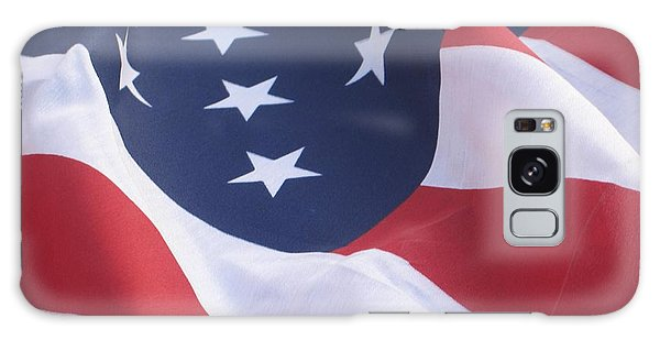 United States Flag  Galaxy Case