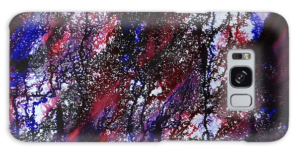 Autumn Of Duars Galaxy Case