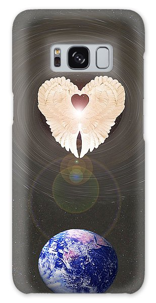 Universal Angel Galaxy Case