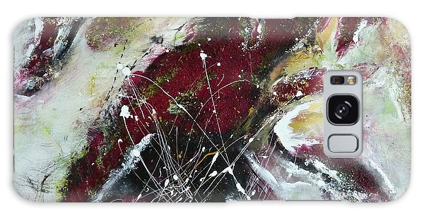 Universe- Abstract Art Galaxy Case by Ismeta Gruenwald