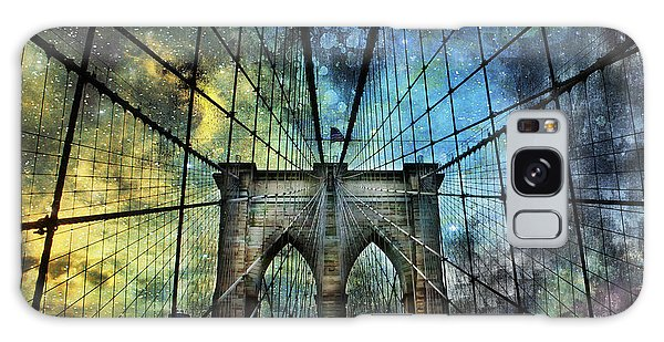 Universe And The Brooklyn Bridge Galaxy Case