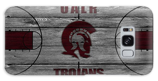 University Of Arkansas At Little Rock Trojans Galaxy Case by Joe Hamilton