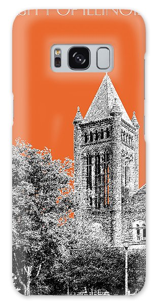 University Of Illinois 2 - Altgeld Hall - Coral Galaxy Case