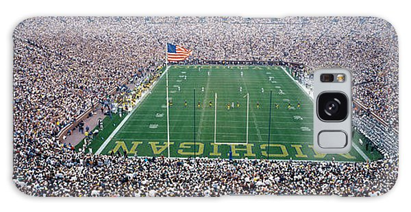University Of Michigan Football Game Galaxy Case by Panoramic Images