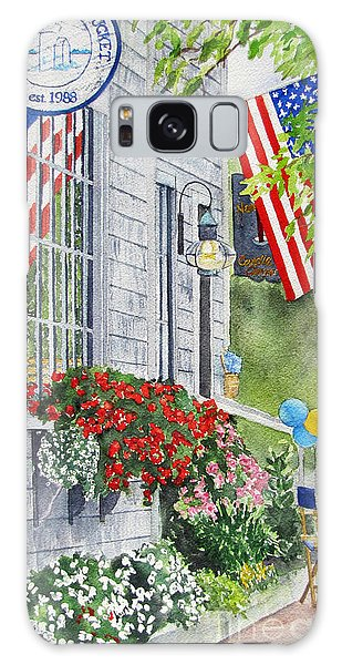 University Of Nantucket Shop Galaxy Case