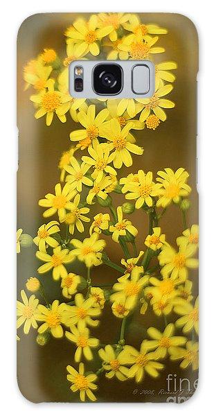 Unknown Flower Galaxy Case