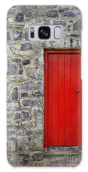Cottage Galaxy Case - Unlock The Door by Evelina Kremsdorf