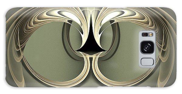 Heartscape Galaxy Case by Linda Whiteside