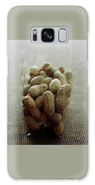 Unshelled Peanuts Galaxy Case
