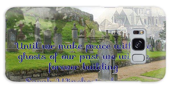 Until We Make Peace Galaxy Case