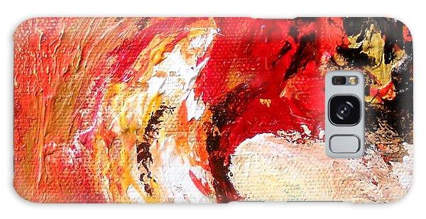 Untitled 17 Galaxy Case by Sanjay Punekar