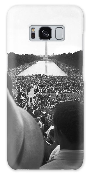 March On Washington Galaxy Case - Untitled by 1963 March On Washington
