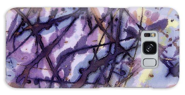 Purple Rain Galaxy Case