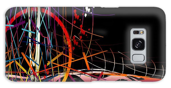 Untitled 58 Galaxy Case by Andrew Penman