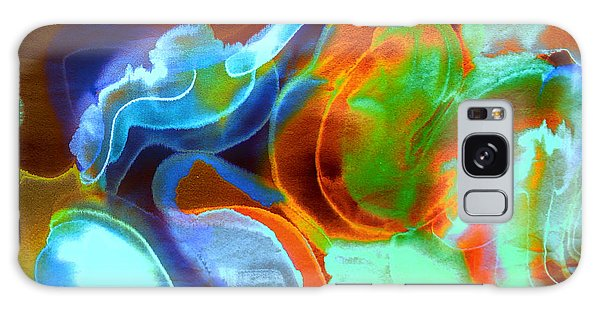 Tangerine Dream Galaxy Case