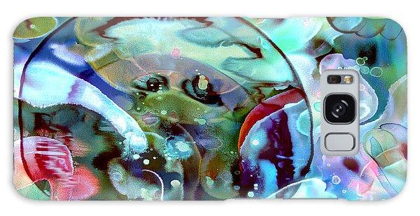 Crystal Blue Persuasion Galaxy Case