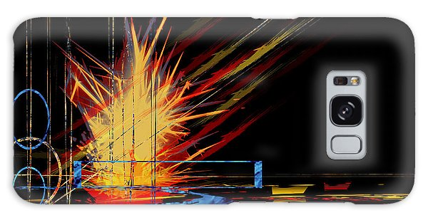 Untitled 69 Galaxy Case by Andrew Penman