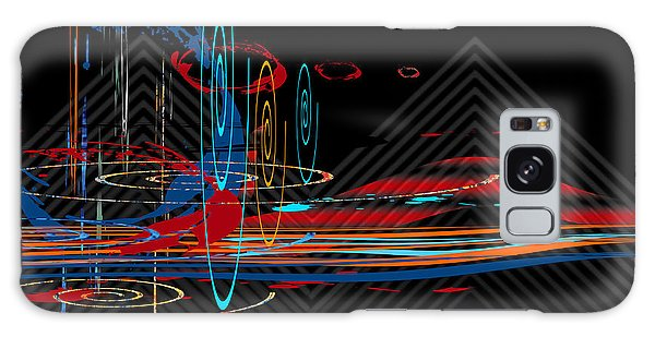 Untitled 76 Galaxy Case by Andrew Penman