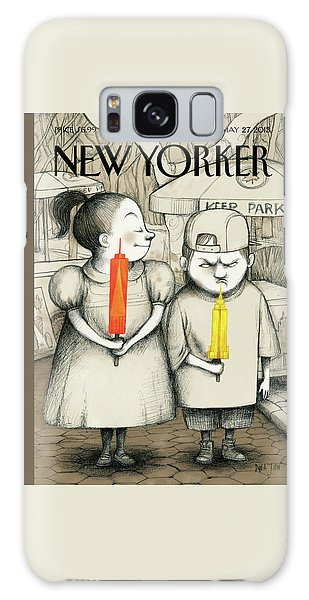 New Yorker May 27th, 2013 Galaxy Case