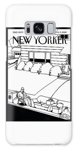New Yorker May 3rd, 2010 Galaxy Case
