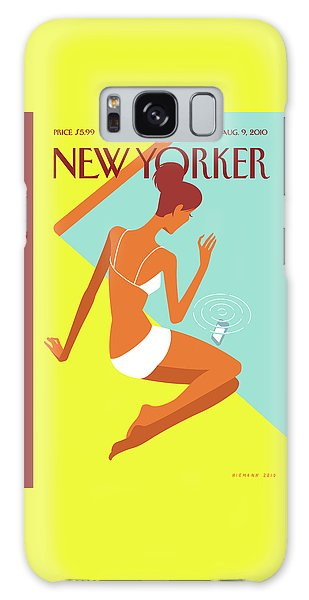New Yorker August 9th, 2010 Galaxy S8 Case