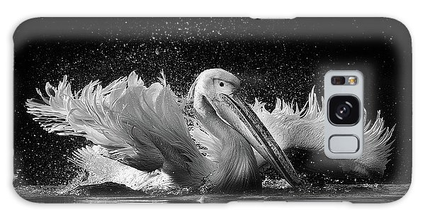 Pelican Galaxy S8 Case - Untitled by C.s. Tjandra