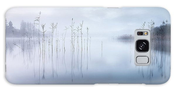 Long Exposure Galaxy Case - Untitled by David Ahern