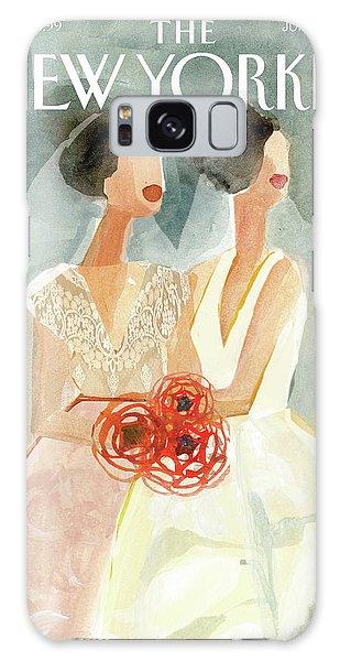 June Brides Galaxy S8 Case