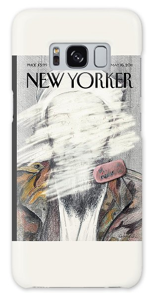 New Yorker May 16th, 2011 Galaxy Case
