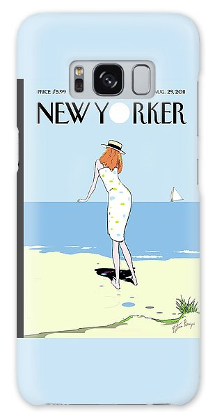 New Yorker August 29th, 2011 Galaxy Case
