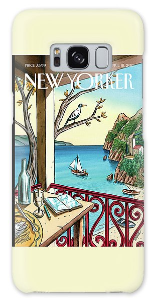 New Yorker April 18th, 2011 Galaxy Case
