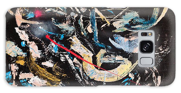 Untitled Number Ten Galaxy Case