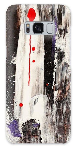 Untitled Number Twelve Galaxy Case