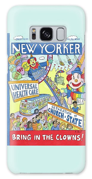 New Yorker September 24th, 2012 Galaxy Case