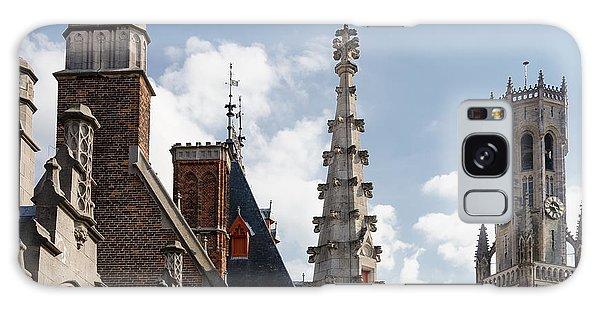 Unusual Brugge Galaxy Case