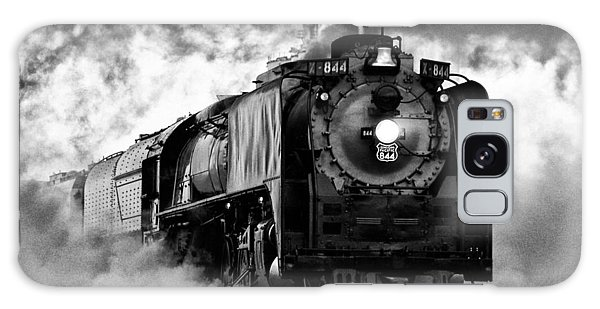 Up 844 Steaming It Up Galaxy Case by Bill Kesler
