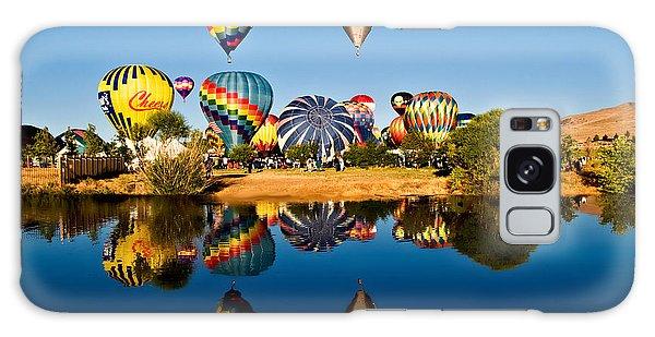 Balloons Galaxy Case