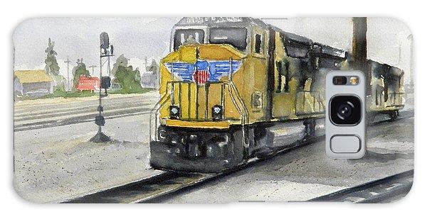 U.p. Locomotive Galaxy Case
