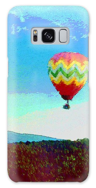 Up Up And Away Galaxy Case