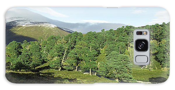 Cairngorms National Park Galaxy Case - Upper Glen Quoich by Duncan Shaw/science Photo Library