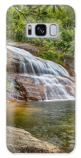 Upper Graveyard Falls Galaxy Case