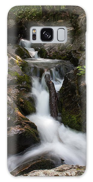 Upper Pup Creek Falls Galaxy Case