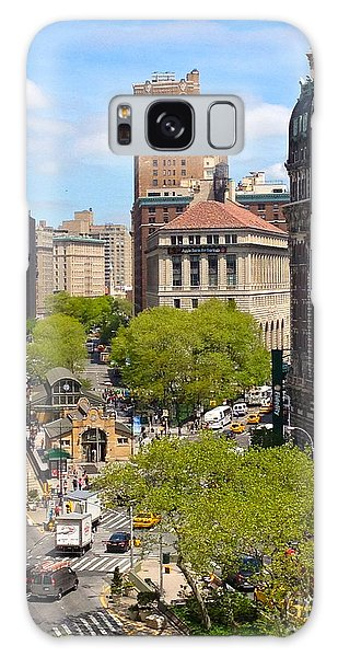 Upper West Side Galaxy Case
