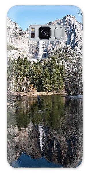 Upper Yosemite Fall Galaxy Case