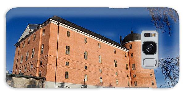 Uppsala Castle - Sweden - With Deep Blue Sky Galaxy Case