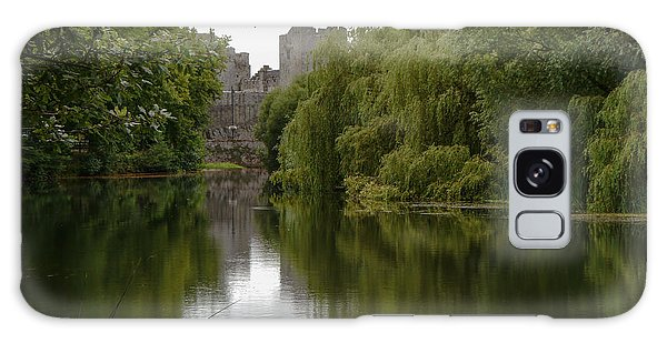 Upriver From Cahir Castle Galaxy Case